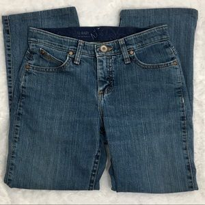 Wrangler Q-Baby Ultimate Riding Jeans Size 3/4 L32